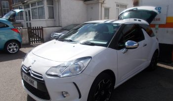 CITROEN DS3 1.6 HDI BLACK EDITION, 3DR, H/B, WHITE, 61000 MILES ONLY, VERY CLEAN EXAMPLE, £20 ROAD TAX full