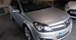 VAUXHALL ASTRA ESTATE 1.9 CDTI SRI, 5DR, H/B, SILVER MET, LOW MILES, VERY CLEAN EXAMPLE