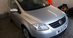 VW URBAN FOX 1.4, 3DR, H/B, SILVER MET, 37000 MILES ONLY, VERY CLEAN EXAMPLE