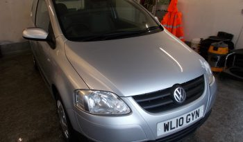 VW URBAN FOX 1.4, 3DR, H/B, SILVER MET, 37000 MILES ONLY, VERY CLEAN EXAMPLE full
