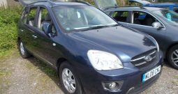 KIA CARENS 2.0 CRDI GS AUTO DIESEL 7 SEATER, 45000 MILRES ONLY, VERY CLEAN EXAMPLE