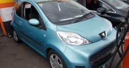 PEUGEOT 107 1.0 ENVY, 3DR, H/B, RED, 31000 MILES ONLY, VERY CLEAN EXAMPLE