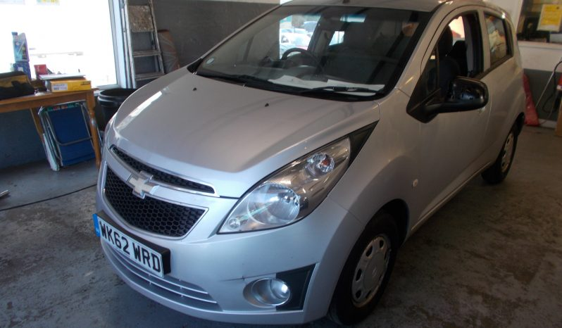 CHEVROLET SPARK 1.0 LS, 5DR, H/B, SILVER MET, LOW MILES, £30 ROAD TAX, VERY CLEAN EXAMPLE full