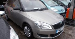 SKODA FABIA 1.2 S, 5DR, H/B, 51000 MILES ONLY, VERY CLEAN EXAMPLE