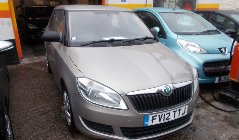 SKODA FABIA 1.2 S, 5DR, H/B, 51000 MILES ONLY, VERY CLEAN EXAMPLE full